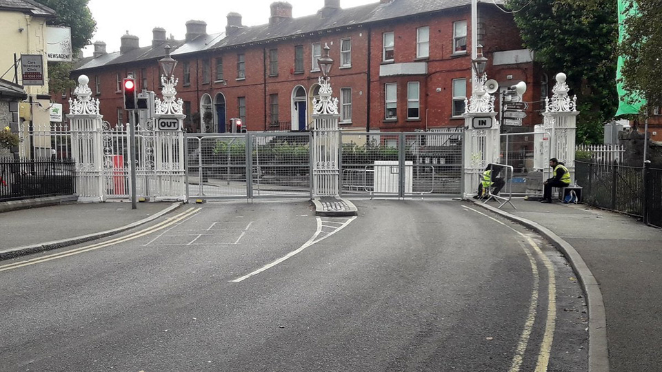 Are Dublin's new €800,000 gates the world's most expensive?