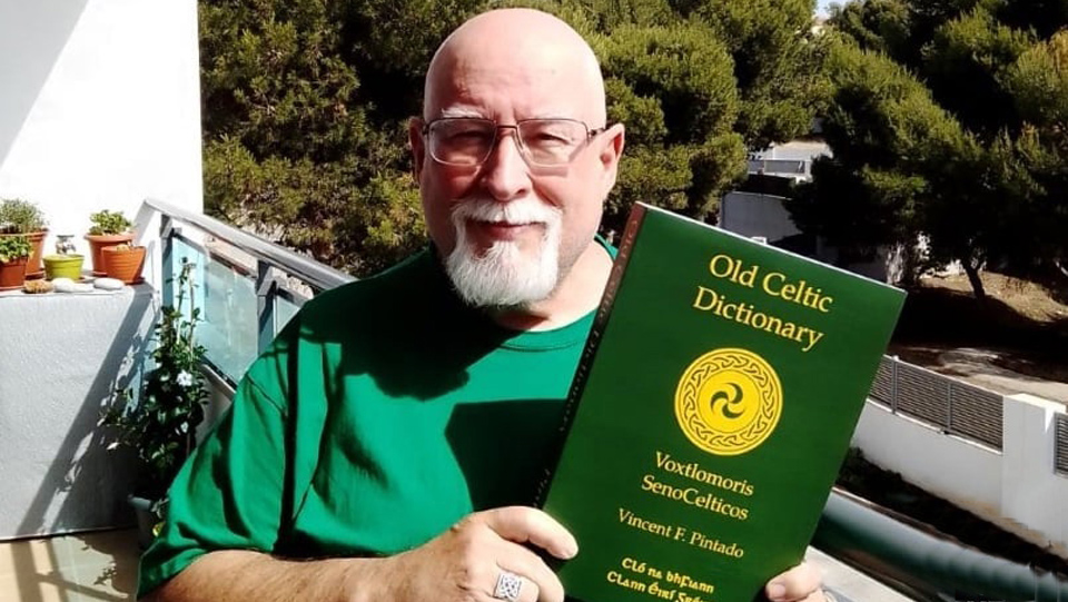 Newly published Old Celtic dictionary is a first of its kind