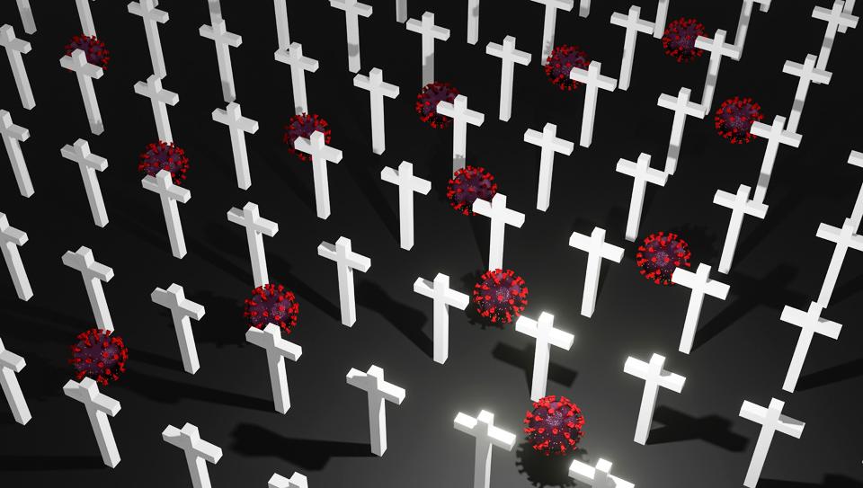 GRAHAM REID: Death trap – How bad covid death data has terrified the world