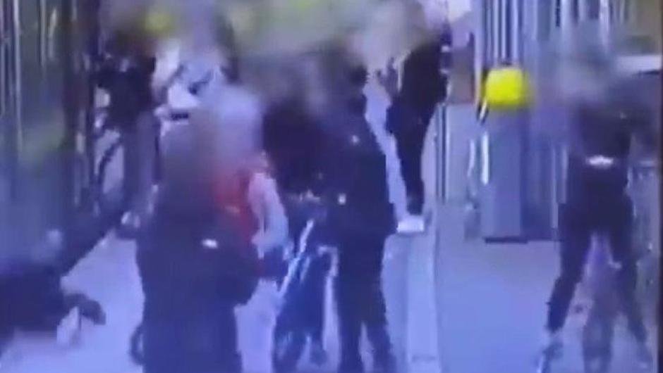 Three teens arrested in connection to DART attack