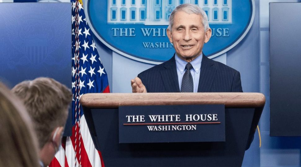 Media ignore Fauci's emails contradicting his Wuhan lab/masks claims
