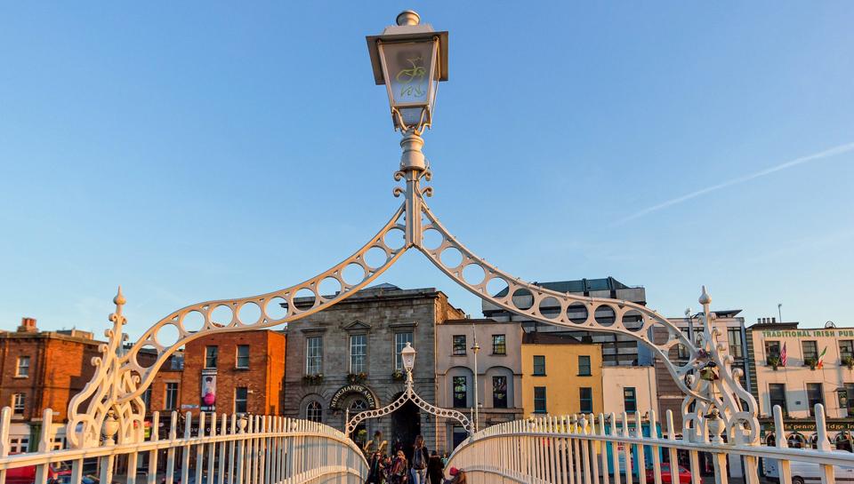 Where is the Dublin Covid surge?