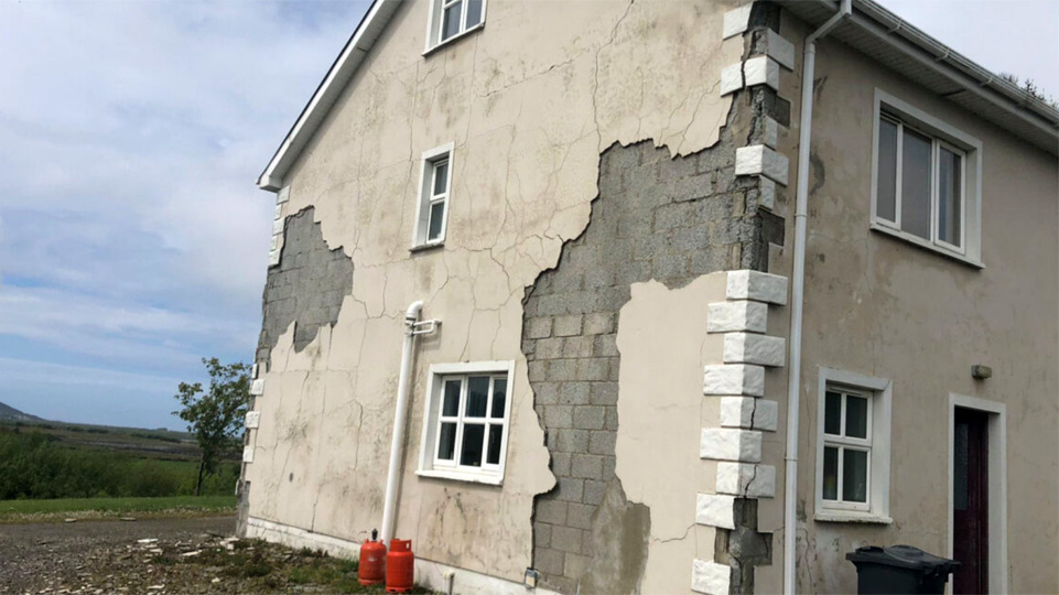 If Government can't help Donegal homeowners, what's the point of it?