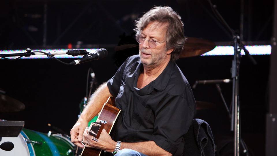 Eric Clapton Won't Play Venues That Require Proof of Vaccine
